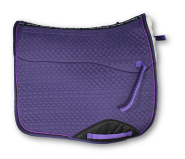 Kifra-pad Square Purple/Black 2019