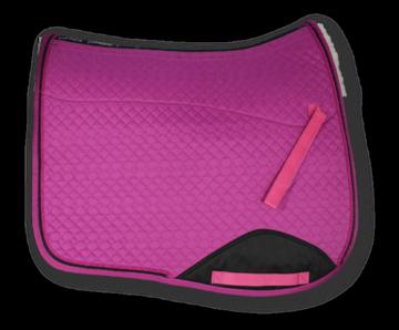 Kifra-pad Square Dark Pink 2019