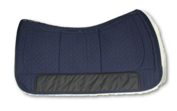 Kifra-pad Western Navy Blue 8 Pockets 2019