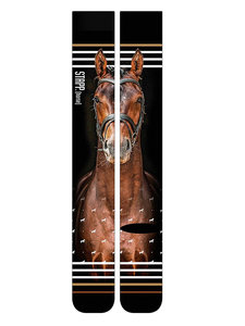 |SALE| Stapp Horse Sokken Print