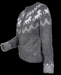 Tölta wool sweater