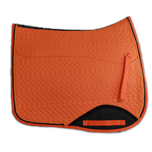 Kifra-pad Square Orange COTTON