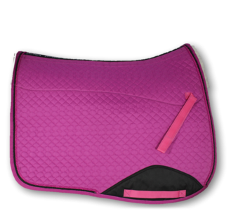 Kifra-pad Square Dark Pink