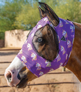 Professional's Choice Comfort Fit Vliegenmasker Unicorn