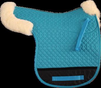 Kifra-pad Dressage TURQUOISE