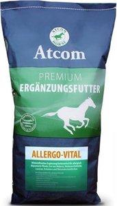 Atcom Allergo Vital 25 KG VRIJ van Melasse, Graan, Luzerne Kruiden