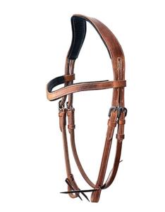 Western Hoofdstel Anatomic Harness
