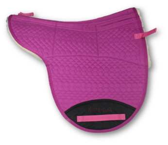 Kifra-pad Dark Pink 8 Pockets