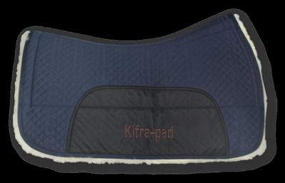 Kifra-pad Western Navy Blue