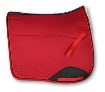 Kifra-pad Square Red
