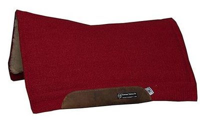 CSF Solid Pad Crimson